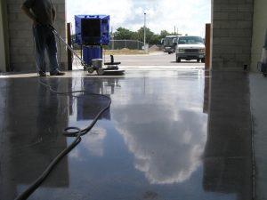 Polished Concrete Floor Atlanta