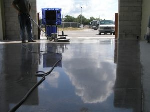 Polished Concrete Floor Atlanta